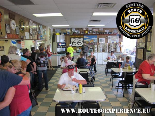 Route 66 experience  cozy dog 1 thumb l