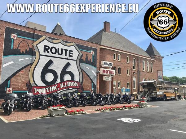 Pontiac  illinois museum  route 66 experience thumb l